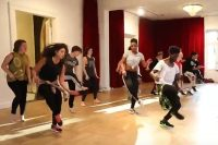 Afro dance workshops
